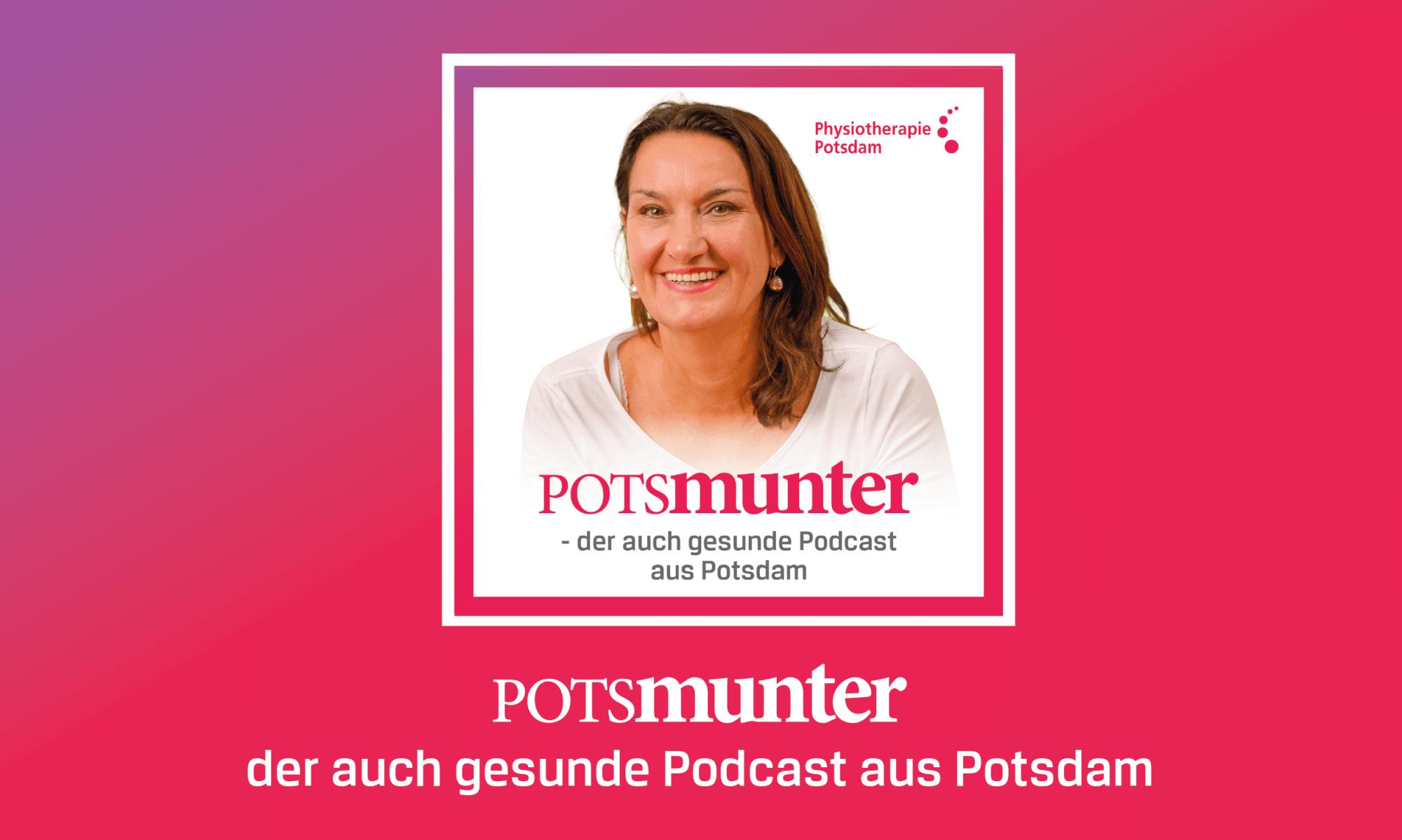 Potsmunter Podcast Trailer Cover